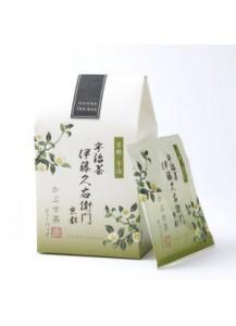 """КАБУСЕЧА """"Зеленый чай в пакетиках"""" 8 шт. / Kabusecha Tea Bag"""