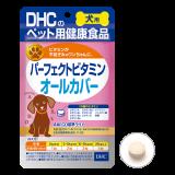DHC Сбалансированные витамины для собак (30 дней)