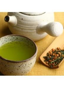 Зеленый чай с жареным рисом СЕНЧА ГЕНМАЙЧА 200 г / Sencha Genmaicha