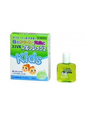 LION SMILE Капли для глаз для детей от 4 лет (10 мл)