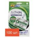 Air Doctor Блокатор вирусов портативный / Япония (100 шт.)