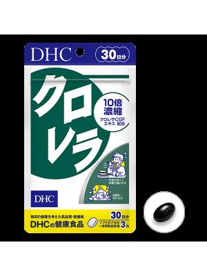DHC ХЛОРЕЛЛА / Иммунитет + Детокс + Нормализация давления + Профилактика мочекаменной болезни (30 дней)