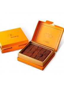 """ЖИВОЙ японский шоколад SILSMARIA """"Апельсин"""" (20 шт.)"""