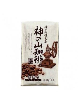 Кофе в зернах «ГОРА БОГА» МОКА ПРЕМИУМ БЛЕНД средней обжарки / 300 г