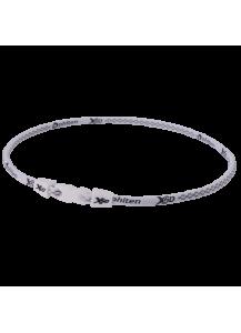 Титановое ожерелье Rakuwa Х50 цвет: белый, 55 см