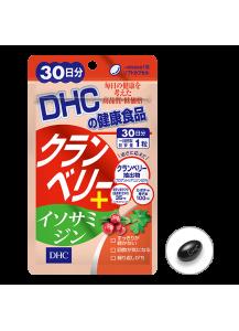 DHC ЭКСТРАКТ КЛЮКВЫ + ИЗОСАМИДИН / Решение проблем мочевыводящих путей и почек (30 дней)