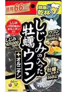 ITOH ЗДОРОВЬЕ ПЕЧЕНИ, ЖКТ и ПОЛОВОЙ СИСТЕМЫ / Экстракт устриц, куркумы, моллюсков + орнитин (66 дней)