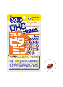 DHC Комплекс мультивитаминов (30 дней)