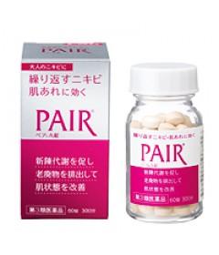PAIR Витаминный комплекс против акне у взрослых (30 дней) / Lion