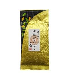 Чай зелёный Сенча ЮТАКА МИДОРИ 100 г в подарочной упаковке / Кагосима, Япония