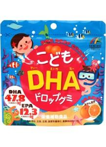 ОМЕГА-3 для детей / жевательные таблетки со вкусом апельсина (90 штук)