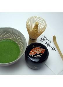 Зеленый чай, растертый в порошок МАТЧА 30 г / Matcha Ujimidori