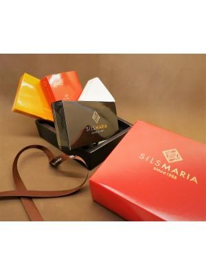 """ЖИВОЙ шоколад ручной работы SILSMARIA """"Ассорти 4 вкуса"""""""