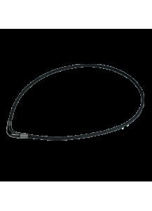 Титановое ожерелье Rakuwa X100 Chopper цвет: черный, 50 см