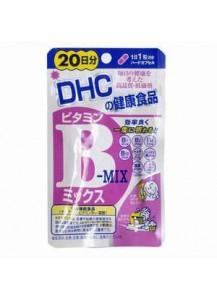 DHC Витамины группы B 20дн