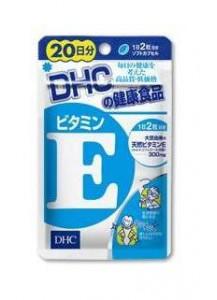 DHC Витамин E 20дн